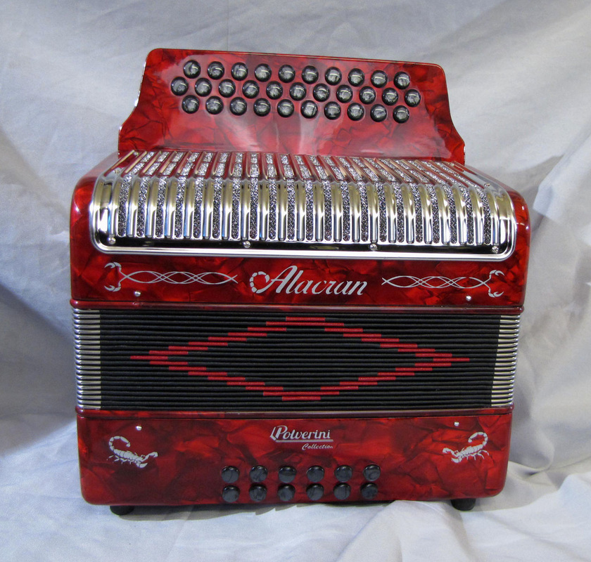 Button Accordion Norteno